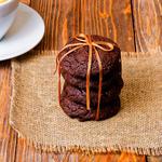 Mocha Walnut Christmas Cookies