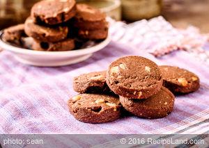 Weightwatchers Double Chocolate Chip Cookies