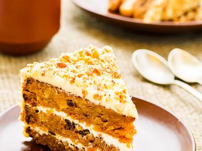 Andre Black's Carrot Cake