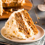 Mom's Best Carrot Cake