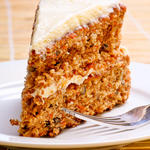 Carrot Cake with Coconuts and Pineapple