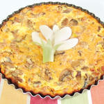 Easy Hamburger Quiche