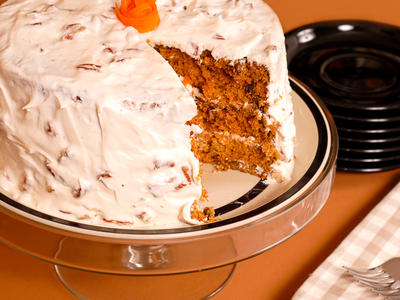 Favorite Carrot Cake