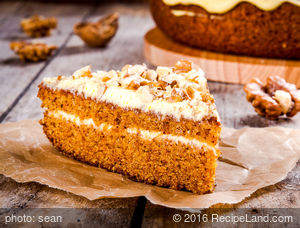 Granny's Carrot Cake