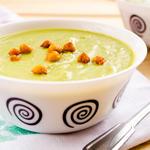 Bacon Potato-Broccoli Soup