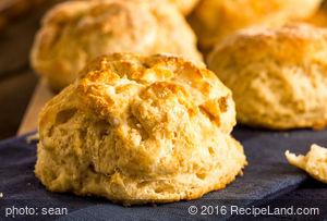 Annie Mae Jones' Buttermilk Biscuits