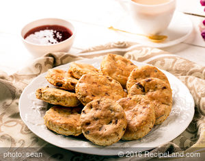 Hearty Whole Grain Biscuits