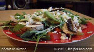 Yummy  Healthy Salad