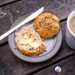 Biscuits (Using Wheat Quick Mix)