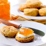 Pumpkin Biscuits (Lacto)