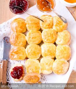 Alice's Bisquick Buttermilk Biscuits