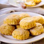 Yeast Pumpkin Biscuits