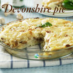 Devonshire Potato-Mushroom Pie