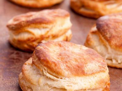 Fluffy Baking Powder Biscuits