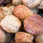 Bisquick Cheese Biscuits with Herbs