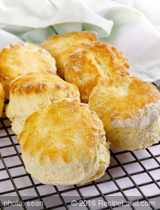 Bob's Sour Cream Biscuits