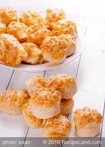 Regina's Cheddar Biscuits