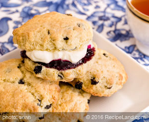 Robert's Baking Powder Biscuits