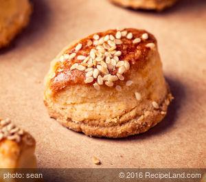 Queen's Biscuits (Biscotti Di Regina) *