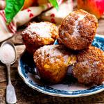 Autumn Breakfast Muffins