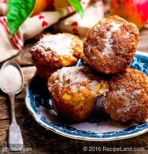 Autumn Breakfast Muffins