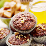 Fruit and Fiber Overload Muffins