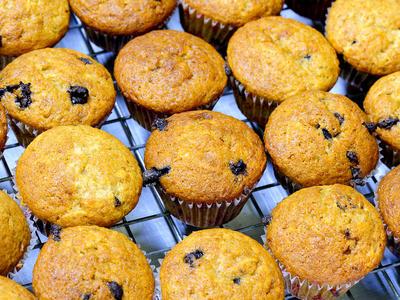 Blueberry Tasty Muffins