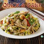 Chinese Chicken Cabbage Salad