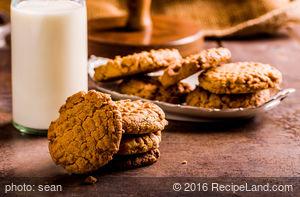 Easy Bisquick Peanut Butter Cookies