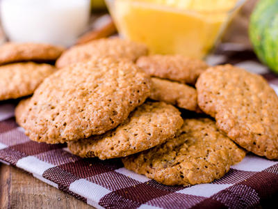 Bob's Favorite Oatmeal Cookies