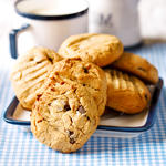 Jimmy's Peanut Butter Cookies