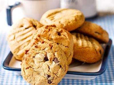 Jimmy's Peanut Butter Cookies