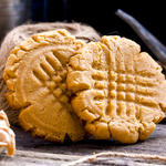 No Gluten Peanut Butter Cookies