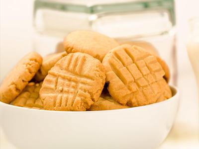 Ann's Peanut Butter Cookies