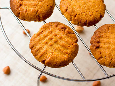 Bo's Peanut Butter Cookies