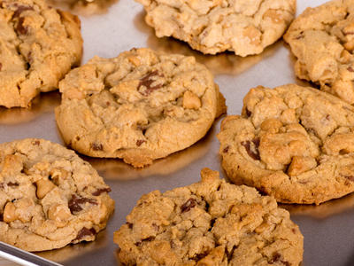Double Chip Cookies