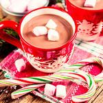 Nonfat Holiday Hot Chocolate