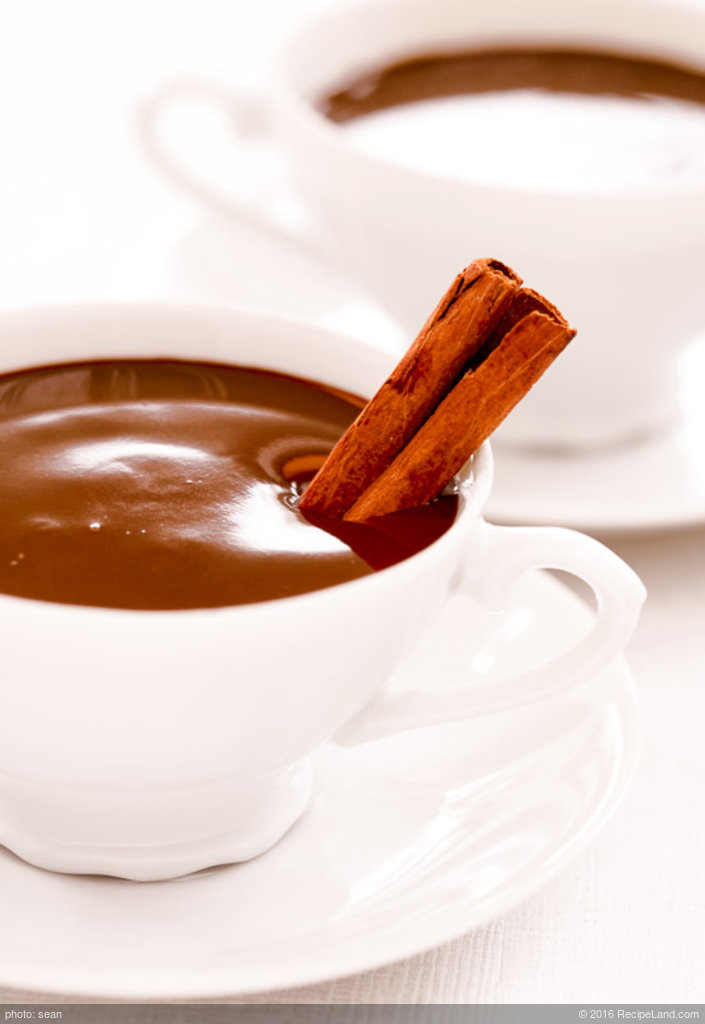 Best Chocolate Bar Fondue
