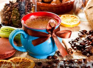 Italian Coffee with Chocolate