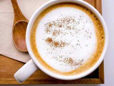 Cardamom-Spiced Coffee