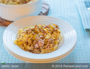 Ham with Noodles (Schinkennudeln)