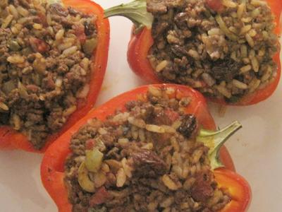 Picadillo  (Rice-And-Beef Hash/Filling)