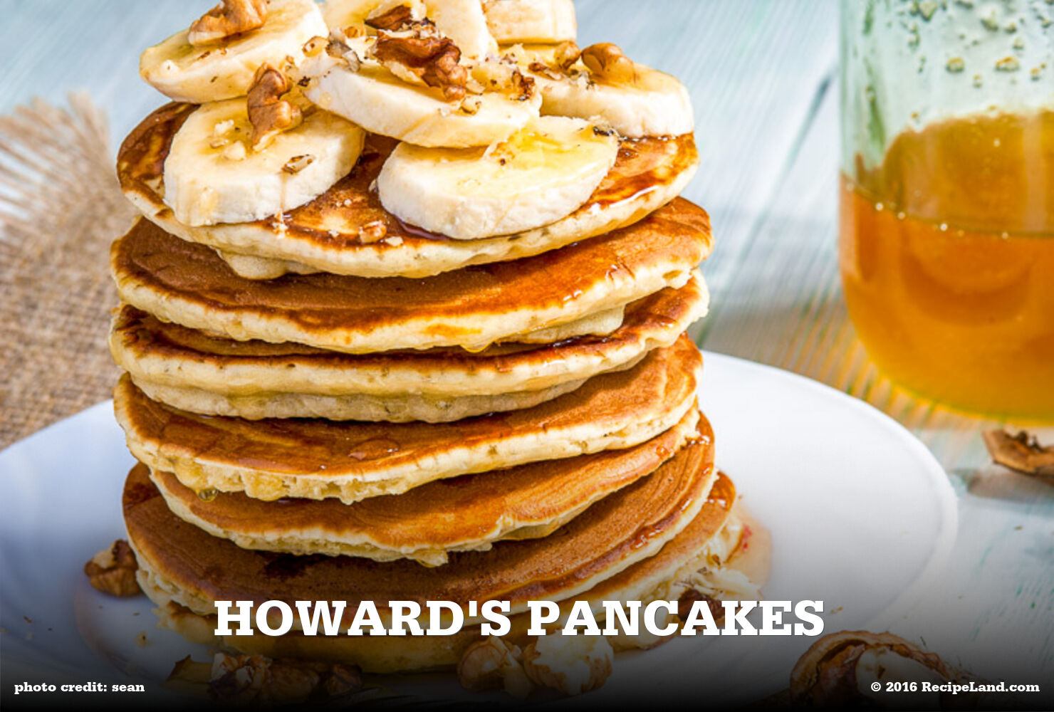 Howard's Pancakes