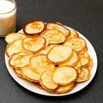 Rice Flour and Yogurt Pancakes