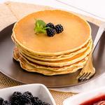 Breakfast Ricotta Pancakes