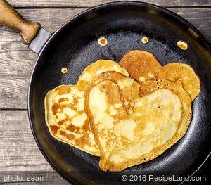 Spa Buttermilk Pancakes