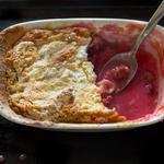 Rhubarb Something Dessert