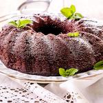 Easy Moist Chocolate Bundt Cake