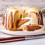 Alice Almond Pound Cake