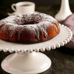 Easy Chocolate Kahlua Cake